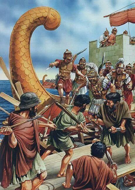 Рим и пиратите
