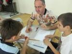 Творческа работилница за рисувани камъчета за 24 май