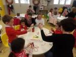 Френски деца опознават България чрез мартенички