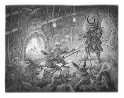 Илюстрация: David Wyatt