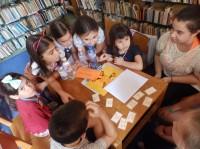 """Забавно лято в библиотека """"Гео Милев"""""""