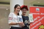 Минерва Минт и Чарли Флийтууд показват големите награди от Ozone.bg
