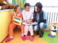 bibliioteka v detskoto otdelenie