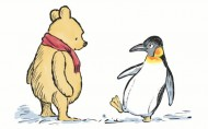 Penguin is the first authorised new character to be based on one of Christopher Robin's toys