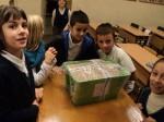 """""""Щафетническо"""" пътуващо сандъче зарадва децата от ОУ """"Йордан Йовков"""" - Варна"""