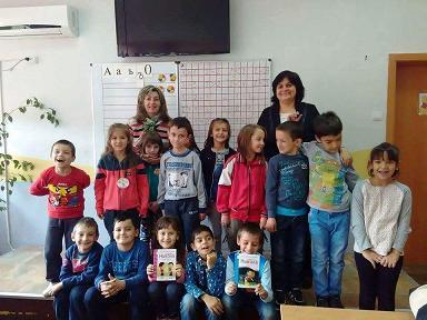Как силистренските деца се включват в Читателска щафета 5
