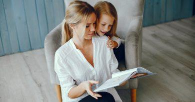 Четем всеки ден у дома: Нора Ламбова за любовта към книгите и малките деца